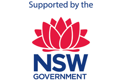 Supported by the NSW Government 1